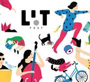 """เทศกาลหนังสือ """"LIT Fest"""""""