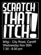 Scratch That Itch! Cardiff!