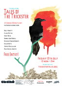 Trickster Tales: Microfiction/spoken word event