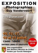 Expo de Photographies Celles 2010 Guy Vandervoort