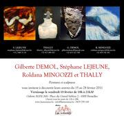 Exposition Stephane Lejeune
