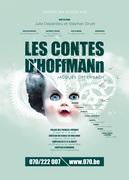 opéra en plein air: Les contes d'Hoffmann au château de la Hulpe