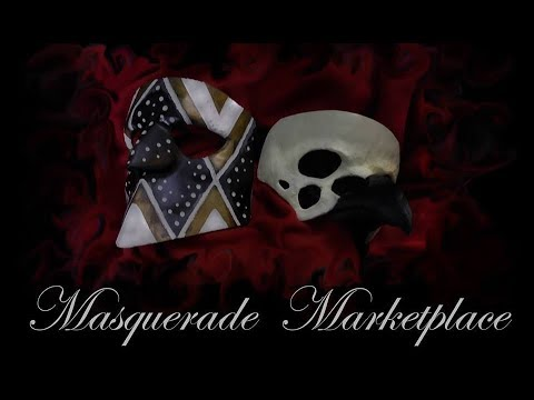 Steampunk Masquerade Marketplace 2019
