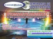"""Seminario de Canalización """"Dialogando con los seres de Luz y Amor"""" ON LINE"""
