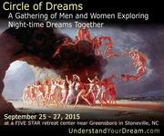 Circle of Dreams - A Gathering of Men and Women Exploring Nighttime Dreams Together