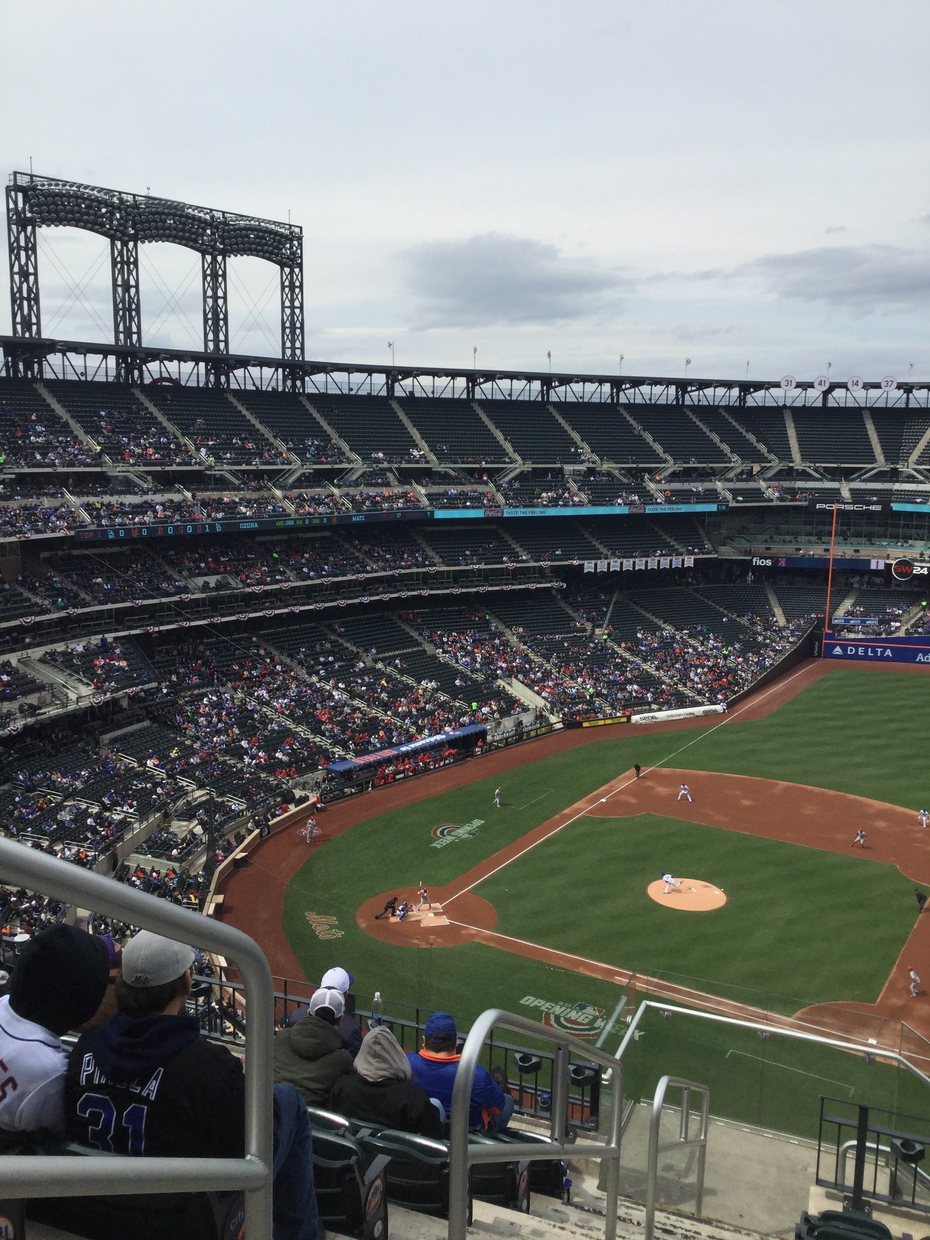 View from Citi Field
