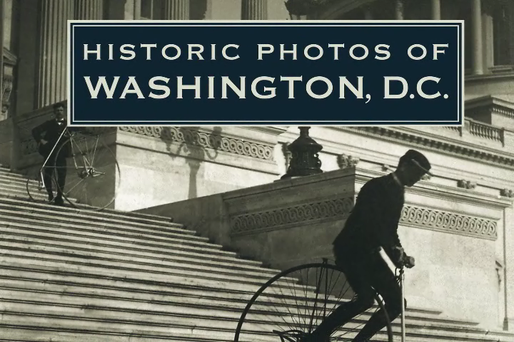 Historic Photos of Washington DC