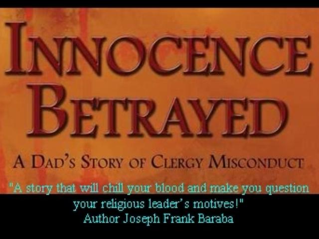 Innocence Betrayed By Clergy