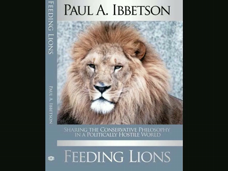 Feeding Lions- The Book