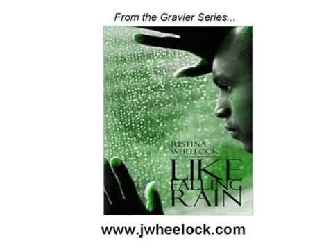 LIKE FALLING RAIN - Book Trailer