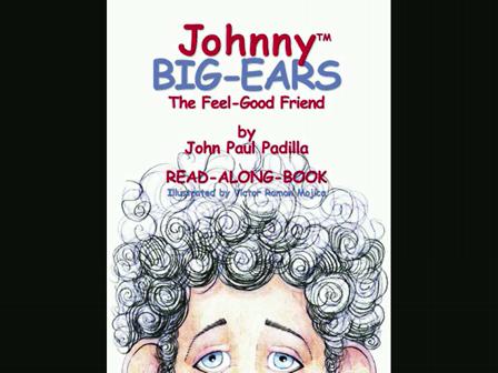 Book Video Trailer: Johnny BIG-EARS, The Feel Good Fiend - By John Paul Padilla - Second Draft