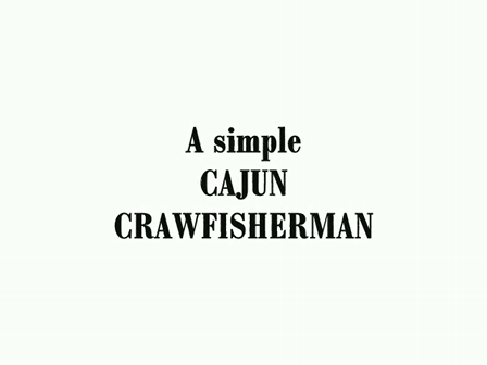 Book Video Trailer: A Cajun Crawfish Tale