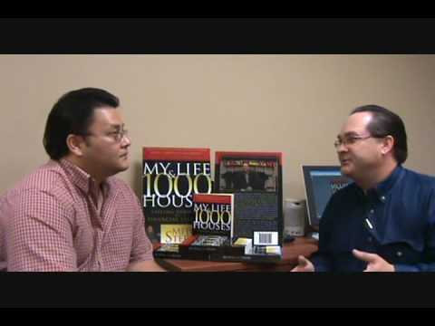 Joseph Irons Interview w Mitch Stephen