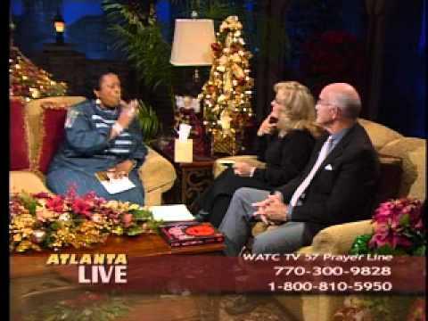 Anita C Spaulding  on Atlanta Live
