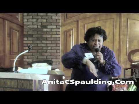 Anita C Spaulding - Speaking at Women's Conference