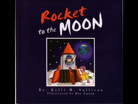 Rocket to the Moon book trailer