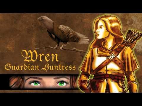 New Epic Fantasy- Guardians of Allon - book trailer