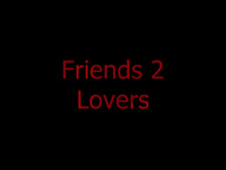 Friends 2 Lovers Book Trailer