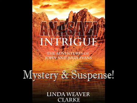 Anasazi Intrigue Book Trailer