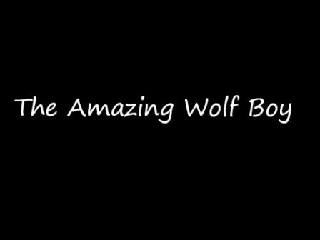 The Amazing Wolf Boy Book Trailer