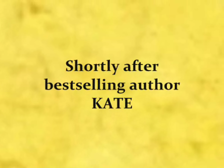 An Authors Nightmare