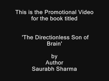 Why You Must Read The Book 'THE DIRECTIONLESS SON OF BRAIN'