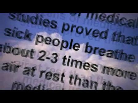 Amazing DIY Breathing Device (Amazon Kindle Book Trailer)