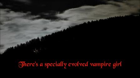 Vampire Love Bytes Book Trailer