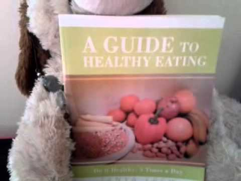 A GUIDE TO HEALTHY EATING - TANYA FREW
