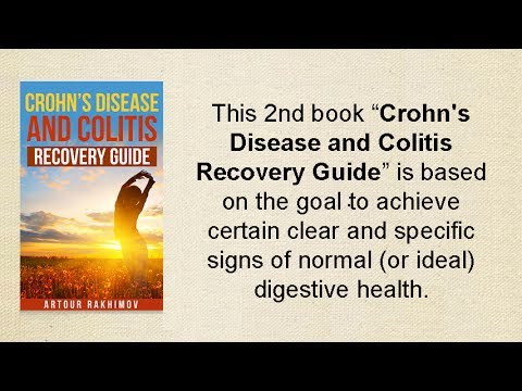 Crohn's Disease and Colitis Recovery Guide (IBD Treatment and Cure)