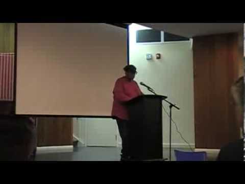 View Book Excerpt Reading At You Tube