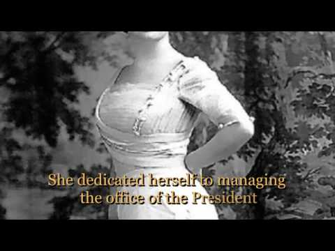 Book Video Trailer:  Madam President: The Secret Presidency of Edith Wilson by William Hazelgrove
