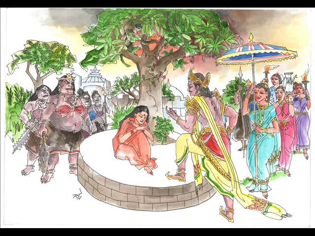 Sundara Kanda-Hanuman's Odyssey