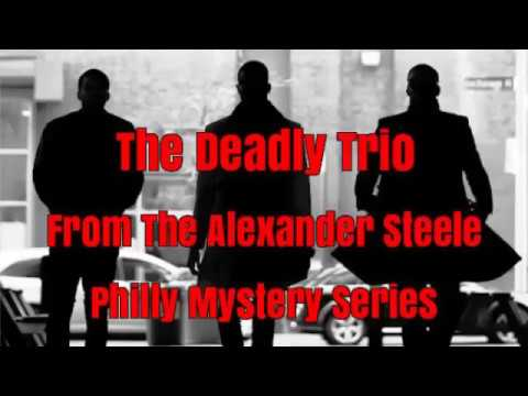 Alexander Steele Murder Mystery Book Reviews