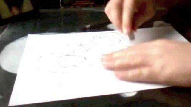 How to draw Spike Spiegel