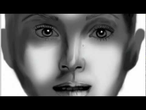 A girl (speed painting)