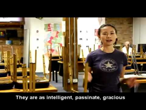 Cabrini Connections, Tutor/Mentor Connection Promo Video (Chinese)
