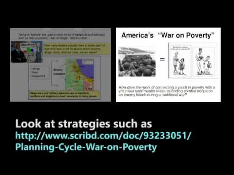Tutor/Mentor connection_Planning-Cycle-War-on-Poverty