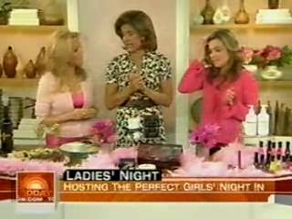 Girl's Night In: Booty Parlor Parties on Today