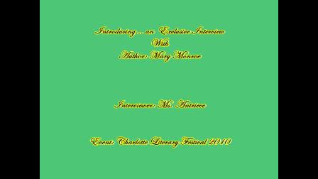 Ms. Antriece & Author: Mary Monroe Interview