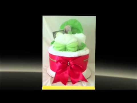 Get on the Shelf-Walmart~ The LaTersa Diaper Cakes