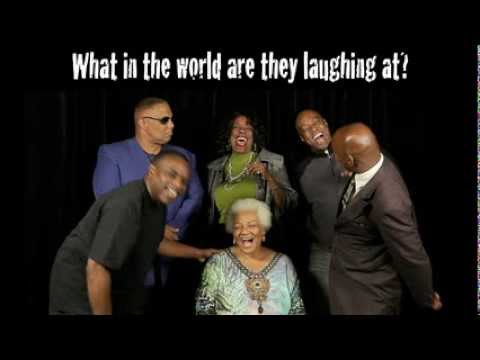 What In The World Are They Laughing At