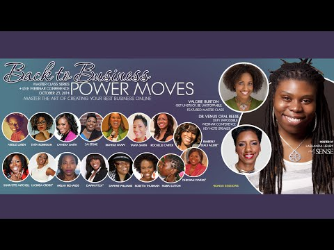 (replay) Power Panel Call: Getting One Step Closer to Success - Working On Your Next Big Power Move