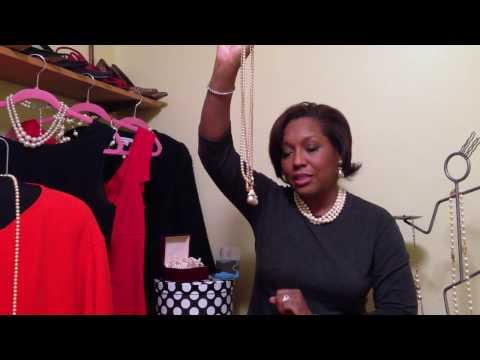 Your Stylish Ways with Ola Jackson: Pearls are a Girl's Best Friend