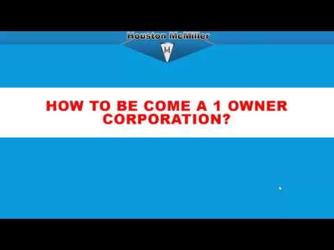 How to set up a C-Corporation for 1 person? www.3wayfunding.com