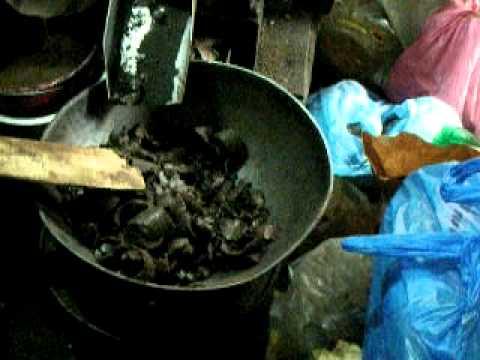 Jatropha Pakistan  crushing   jatropha seed to make oil urdu by Salim Mastan