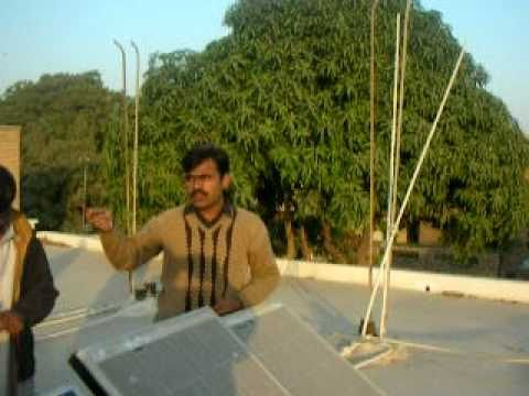 Pakistan Solar   EES on Home Karachi we will install for u    by Salim Mastan