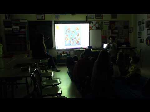 Filosofía para niños y niñas: Jugar a pensar a través del arte // Taller Creativarte