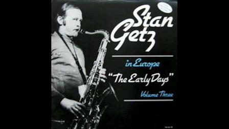 "Stan Getz in Europe - 1959  Song tittle: ""Broadway"""