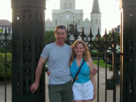 The Heart Of New Orleans